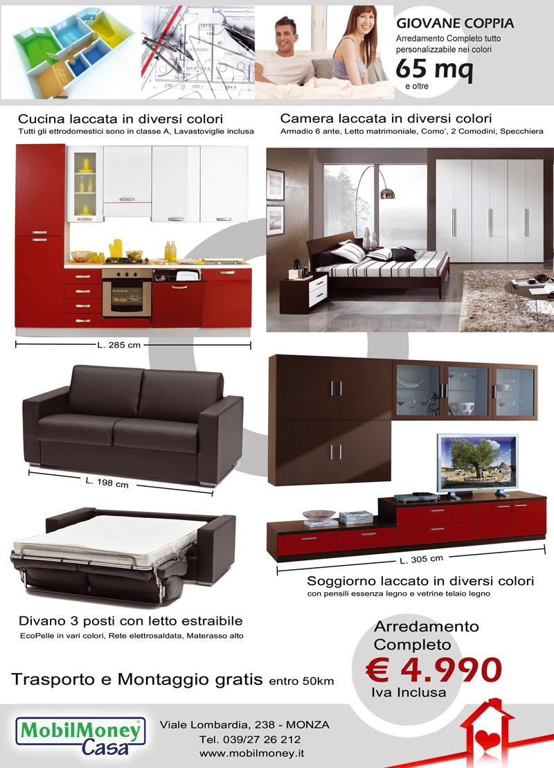 Arredamento Completo Moderno Prezzi.San Valentino 2011 Cucine Mobili Di Qualita Al Giusto