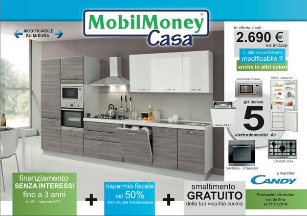 Offerte basic cucine e camerette cucine mobili di for Mobili a poco prezzo milano