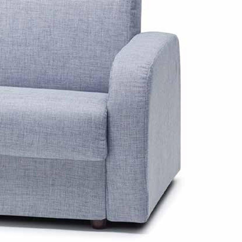 Divano letto lineare addpf cucine mobili di qualit al for Divano letto 120x190