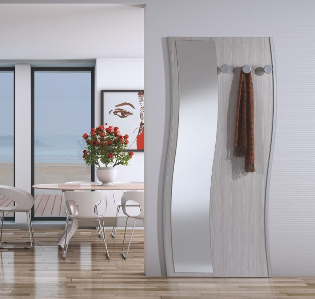 Pannello ingresso moderno om801 cucine mobili di - Mobili moderni per ingresso ...