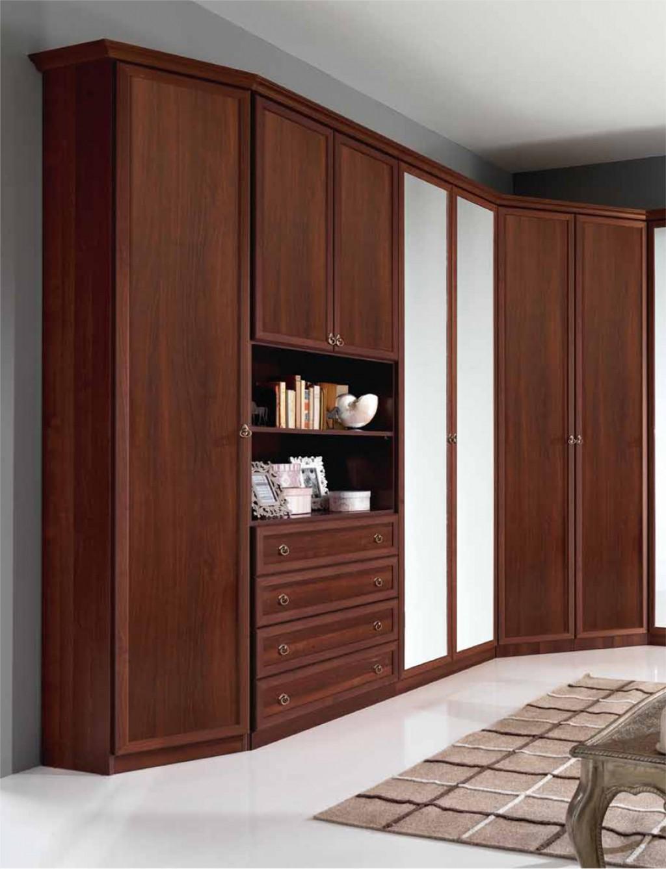Armadio classico cm nf022 cucine mobili di qualit al for Mobili cucine qualita