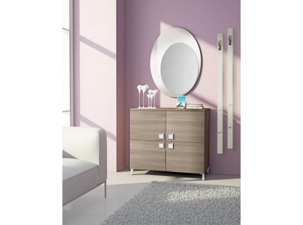 Ingresso moderno am e14 e15 cucine mobili di qualit al giusto prezzo milano monza - Mobiletto ingresso moderno ...