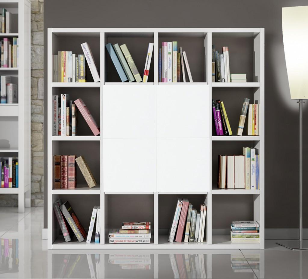 Libreria sospesa a soffitto - Ikea mobili libreria ...