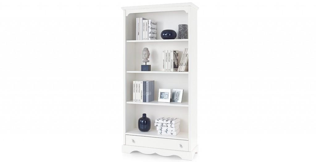 Libreria classica et1502 cucine mobili di qualit al - Mobili libreria classica ...