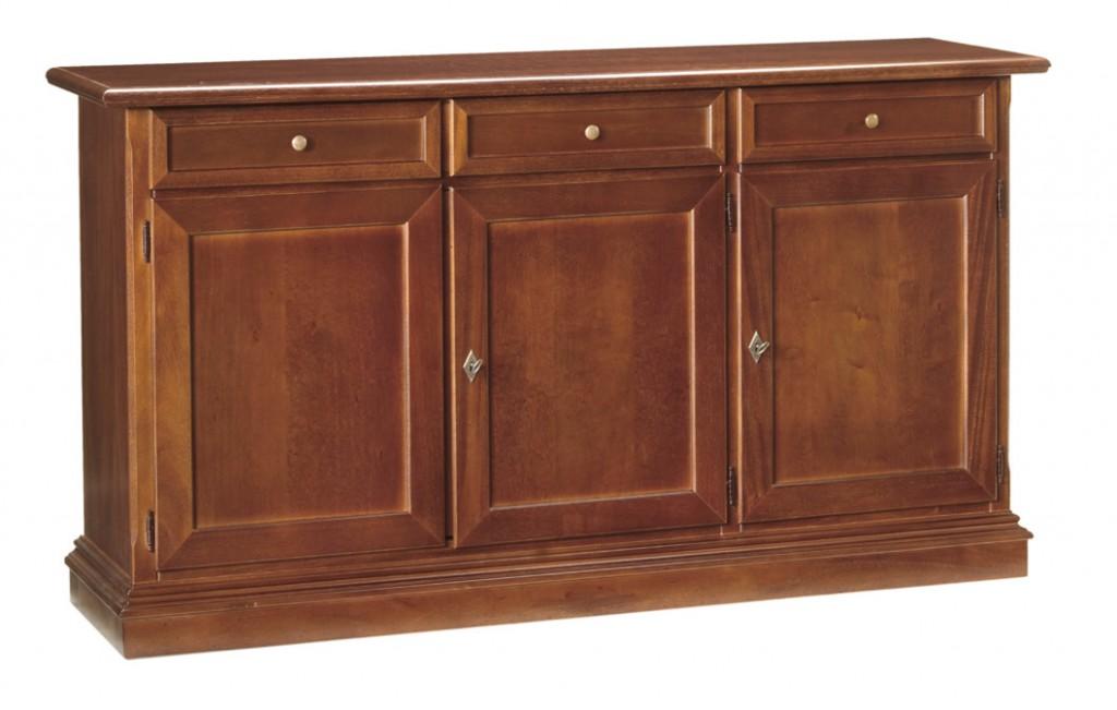 Credenza classica et382 cucine mobili di qualit al for Mobili cucine qualita