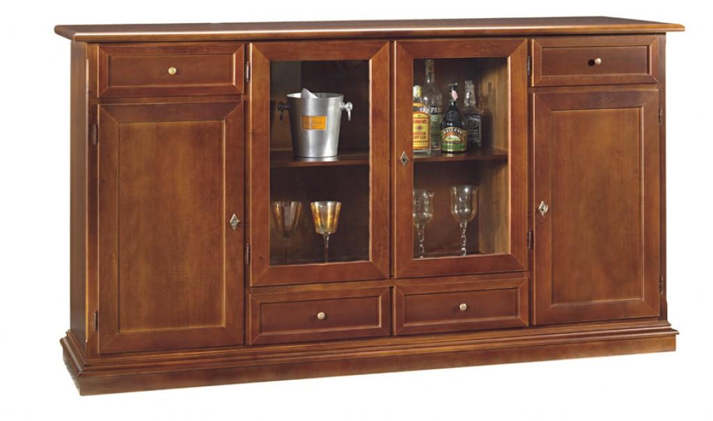 Credenza classica et385 cucine mobili di qualit al giusto prezzo milano monza brianza - Bonus mobili iva ...
