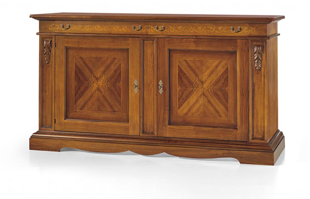 Credenza classica et487 cucine mobili di qualit al - Iva bonus mobili ...