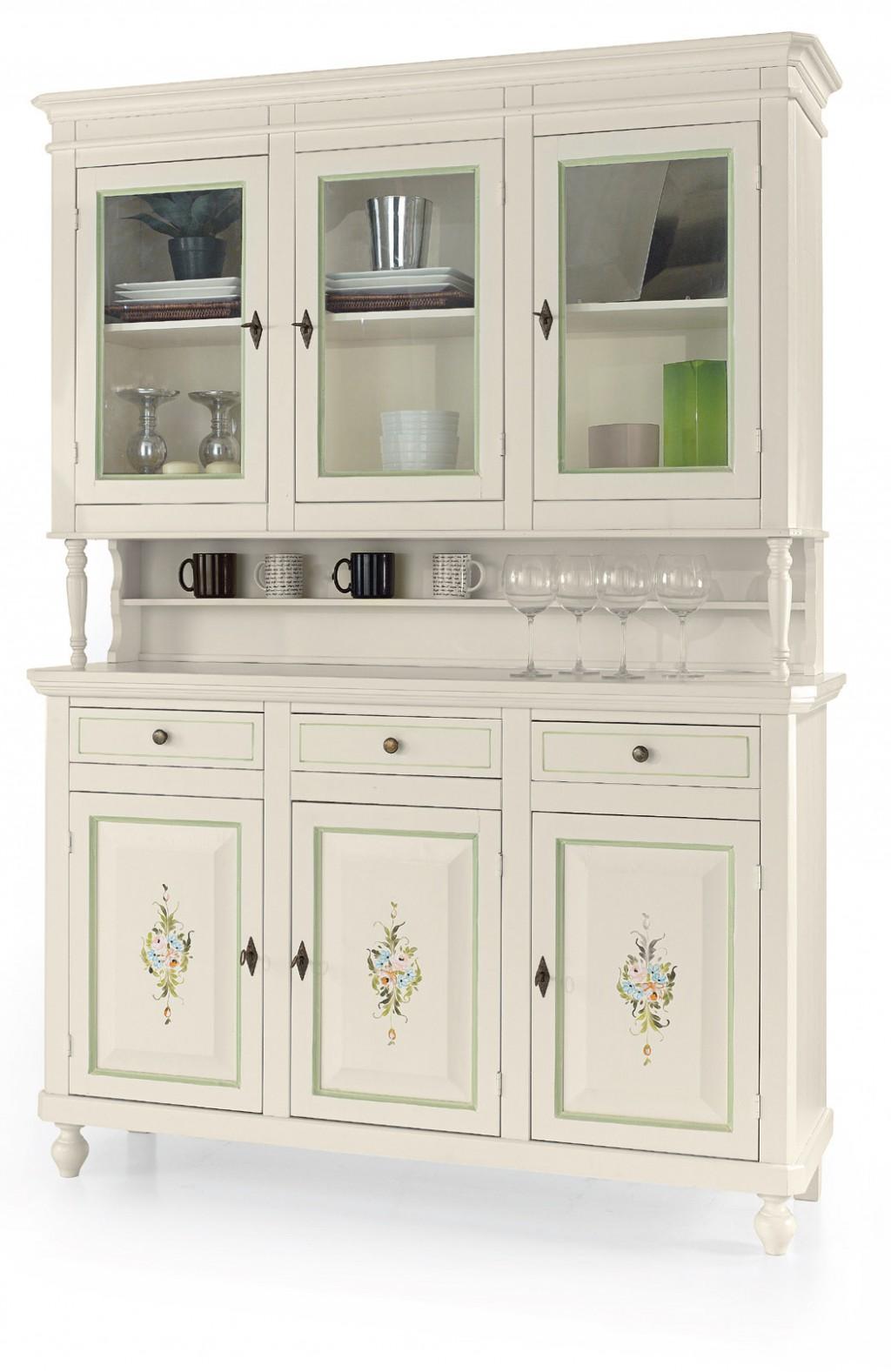 Cristalliera classica et492 et493 cucine mobili di qualit al giusto prezzo milano monza - Cucine qualita prezzo ...