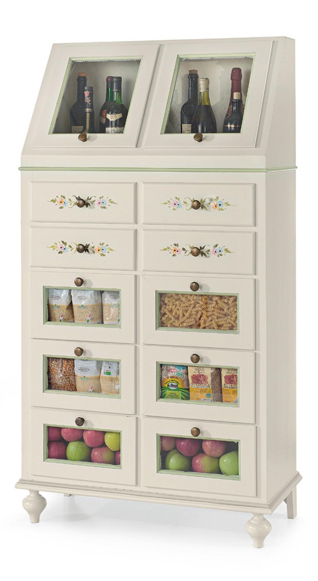 Dispensa classica et501 cucine mobili di qualit al - Iva bonus mobili ...