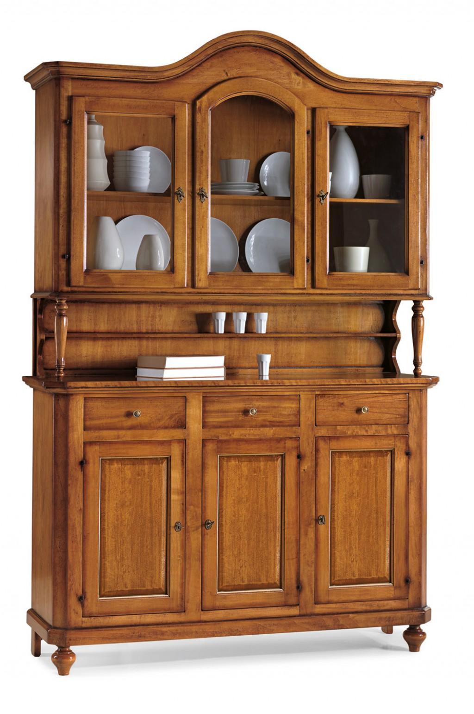 Cristalliera classica et507 cucine mobili di qualit - Iva bonus mobili ...