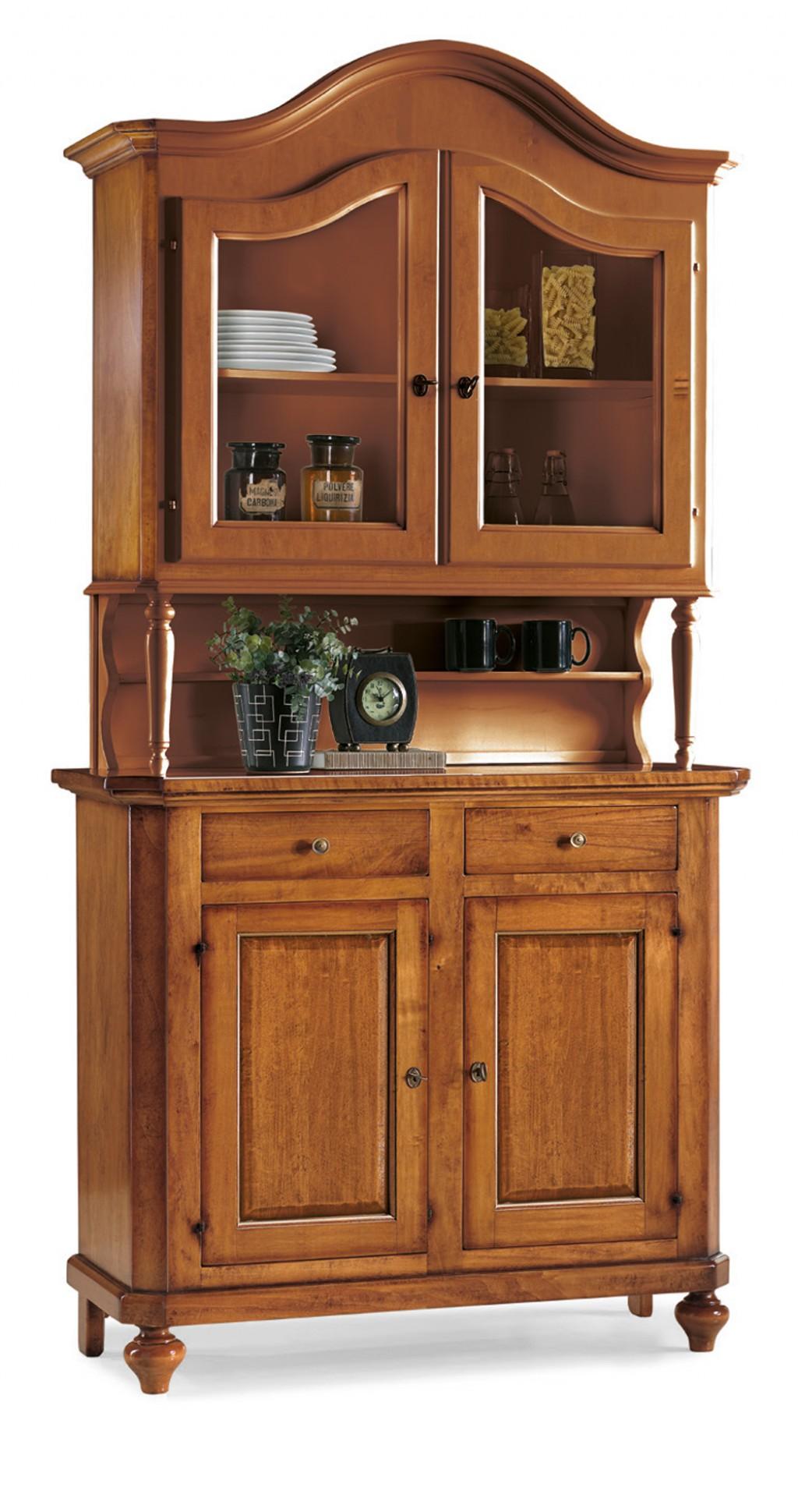 Vetrina classica et509 cucine mobili di qualit al - Iva bonus mobili ...