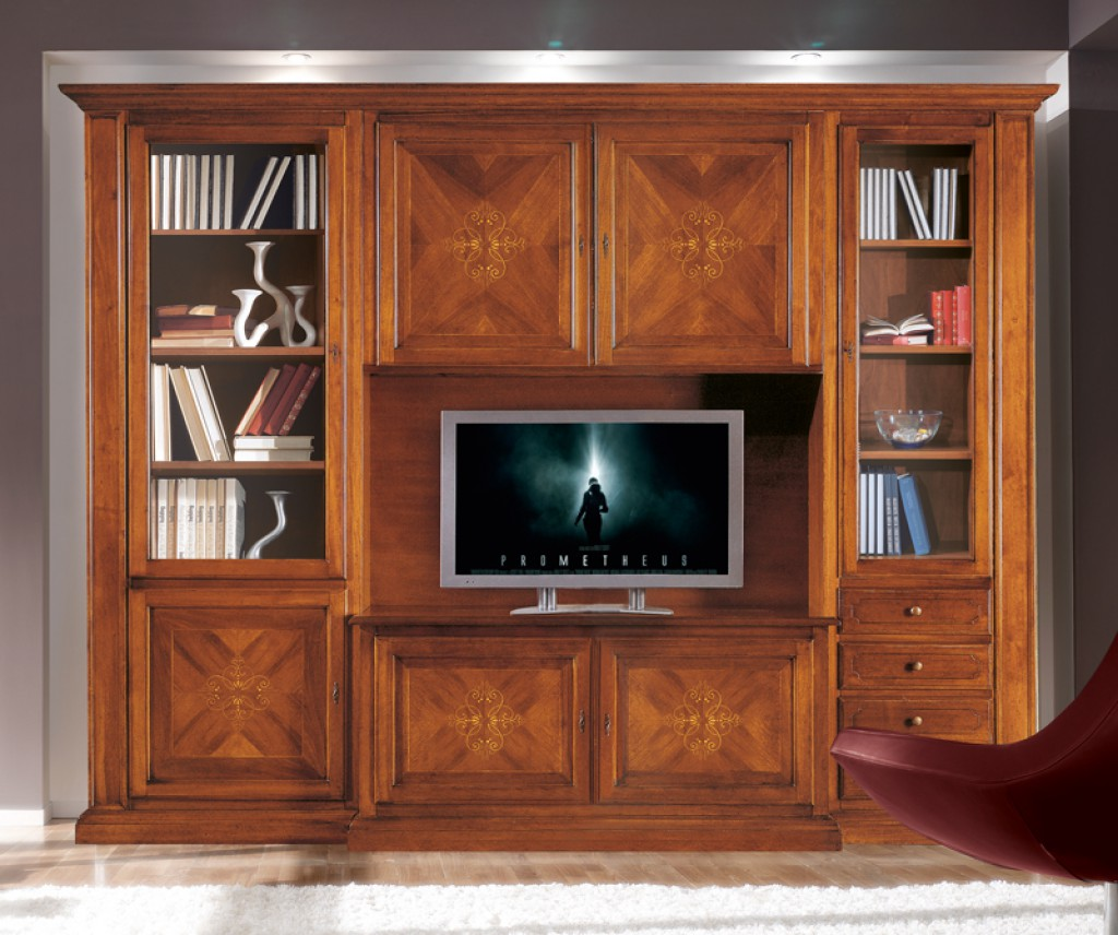 Soggiorno classico et550 cucine mobili di qualit al for Nomi di mobili