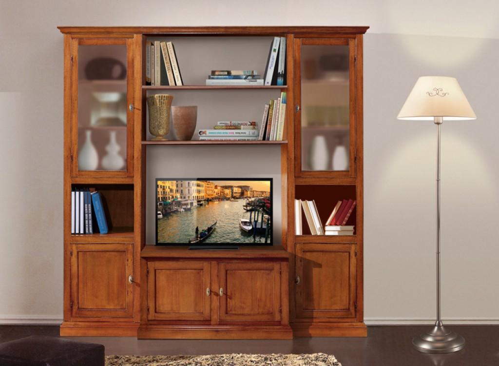 Soggiorno classico et582 cucine mobili di qualit al - Bonus mobili iva ...
