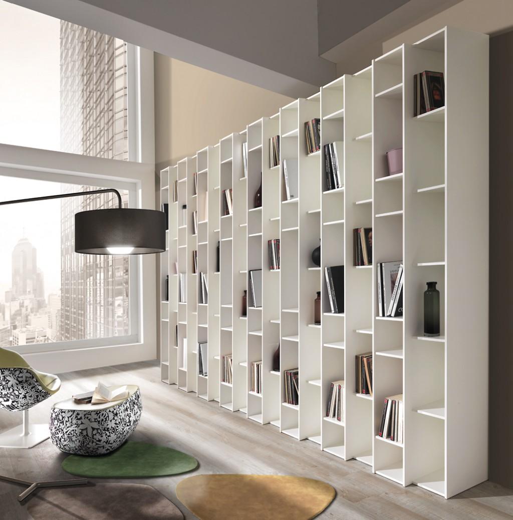 Libreria moderna ig g404 cucine mobili di qualit al giusto prezzo milano monza brianza - Cucine qualita prezzo ...