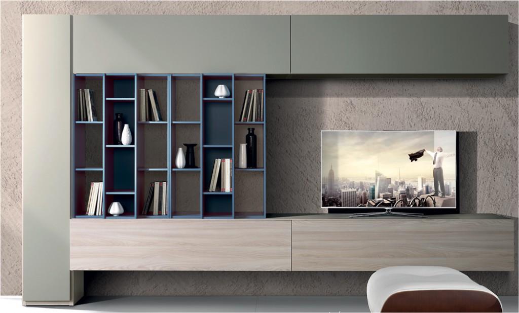 Soggiorno moderno ig g419 cucine mobili di qualit al giusto prezzo milano monza brianza - Mobili soggiorno stosa ...