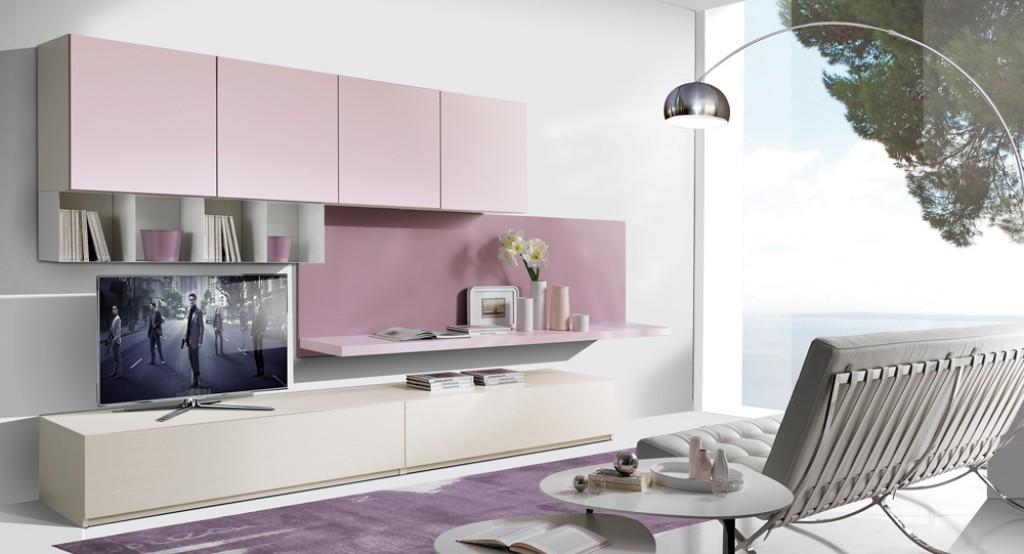 Soggiorno moderno ig g420 cucine mobili di qualit al giusto prezzo milano monza brianza - Mobili soggiorno stosa ...