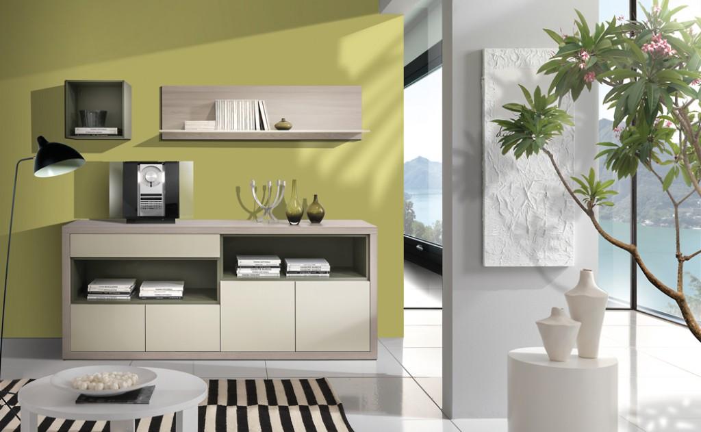 Soggiorno moderno ig g447 cucine mobili di qualit al giusto prezzo milano monza brianza - Mobili soggiorno stosa ...