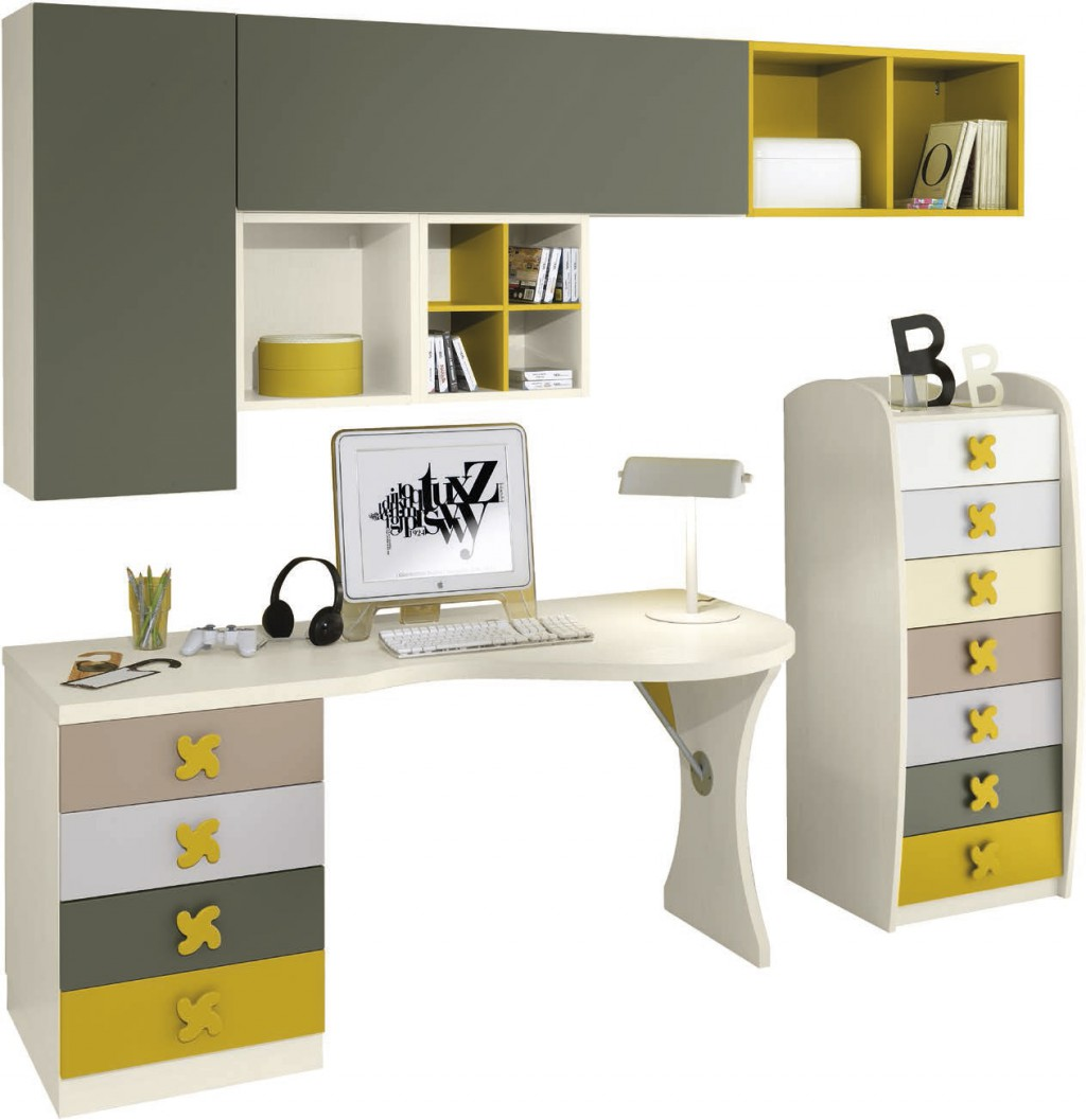 Workstation Lineare Igjcm56 Cucine Mobili Di Qualit