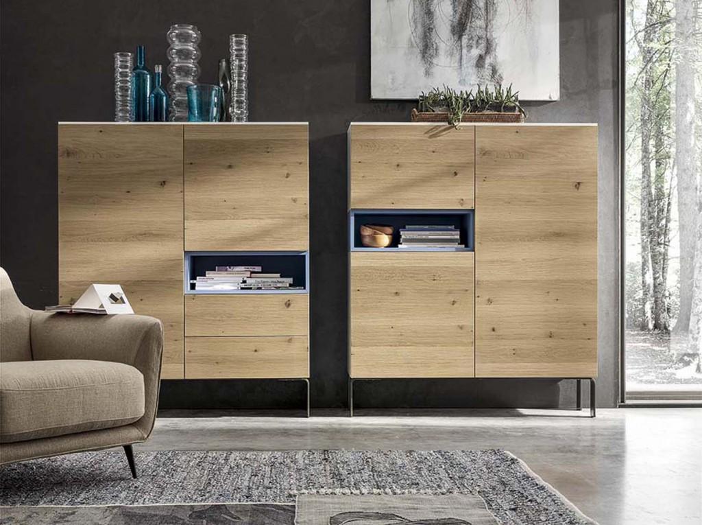 Credenza Moderna Prezzi : Credenza moderna ls gs cucine mobili di qualità al giusto