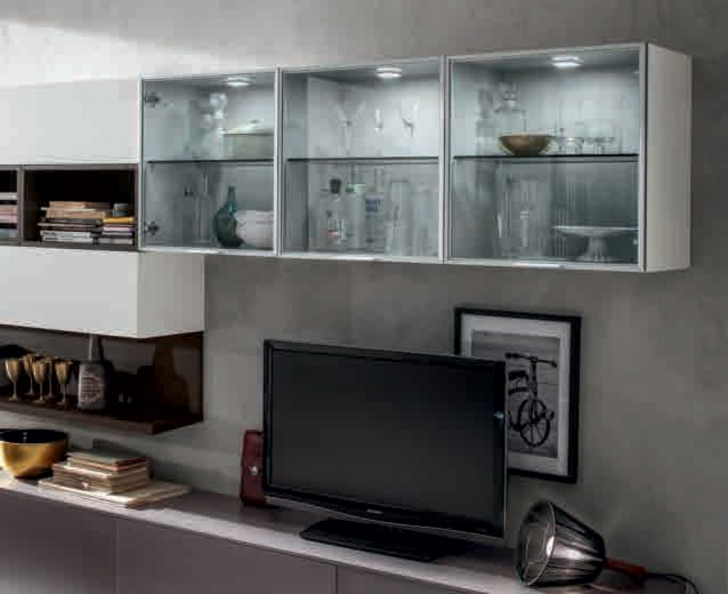 Soggiorno moderno ls gs022 cucine mobili di qualit al - Cucine qualita prezzo ...
