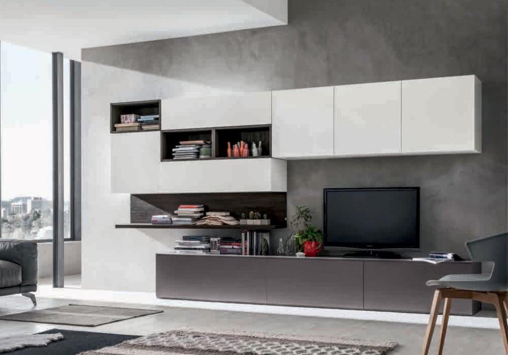 Soggiorno Moderno A Milano.Soggiorno Moderno Ls Gs022 Cucine Mobili Di Qualita Al Giusto