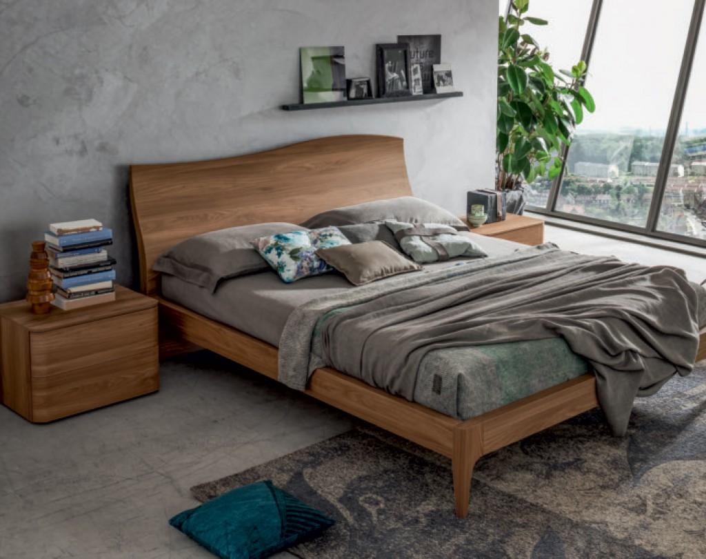 Letto matrimoniale legno ls wave cucine mobili di qualità al