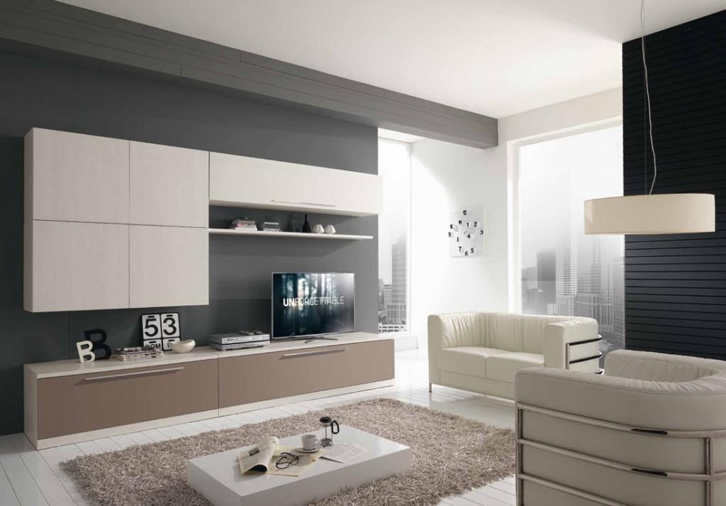 Soggiorno moderno cm st07 st11 cucine mobili di qualit al giusto prezzo milano monza - Mobili soggiorno stosa ...