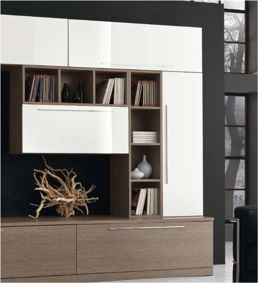Soggiorno moderno cm st15 cucine mobili di qualit al for Mobili a poco prezzo milano