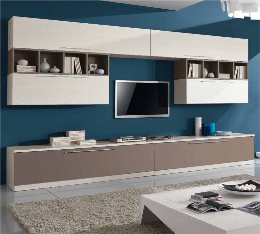 Soggiorno moderno cm st09 st19 cucine mobili di qualit al giusto prezzo milano monza - Mobili soggiorno stosa ...