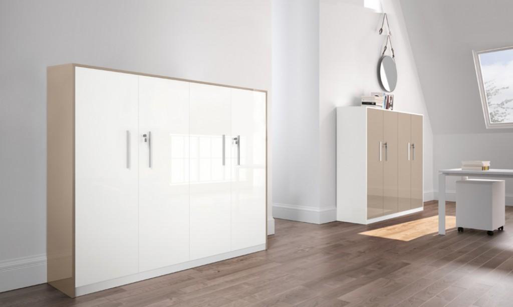 Armadio moderno oc ar13 cucine mobili di qualit al for Armadio basso ufficio