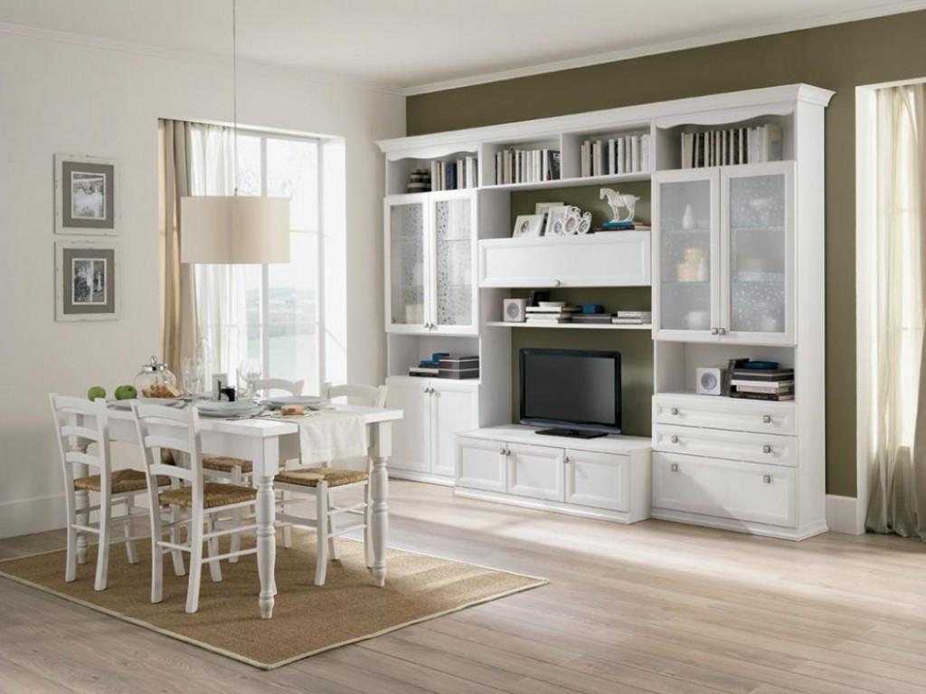 Soggiorno classico oc as106 cucine mobili di qualit - Qualita mobili mondo convenienza ...