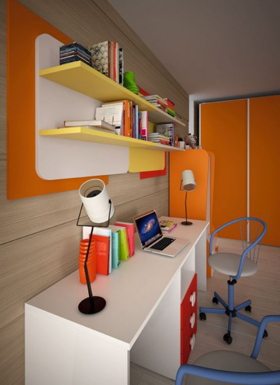Cameretta moderna oc c106 cucine mobili di qualit al for Mobili cucine qualita