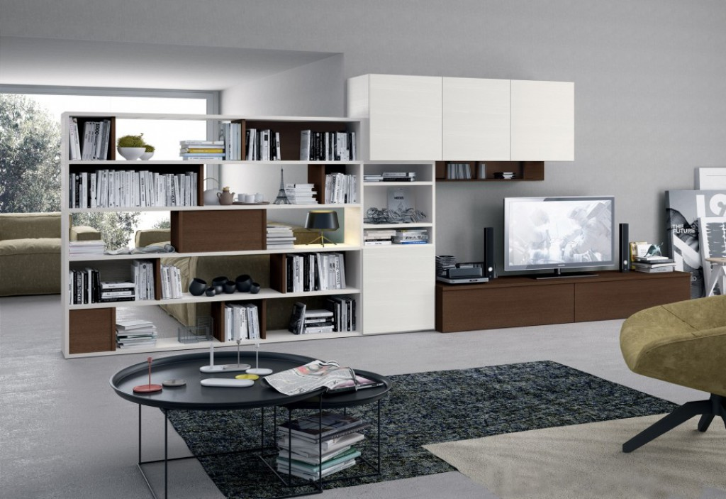 Soggiorno Moderno OC L108 - Cucine - Mobili di qualità al ...