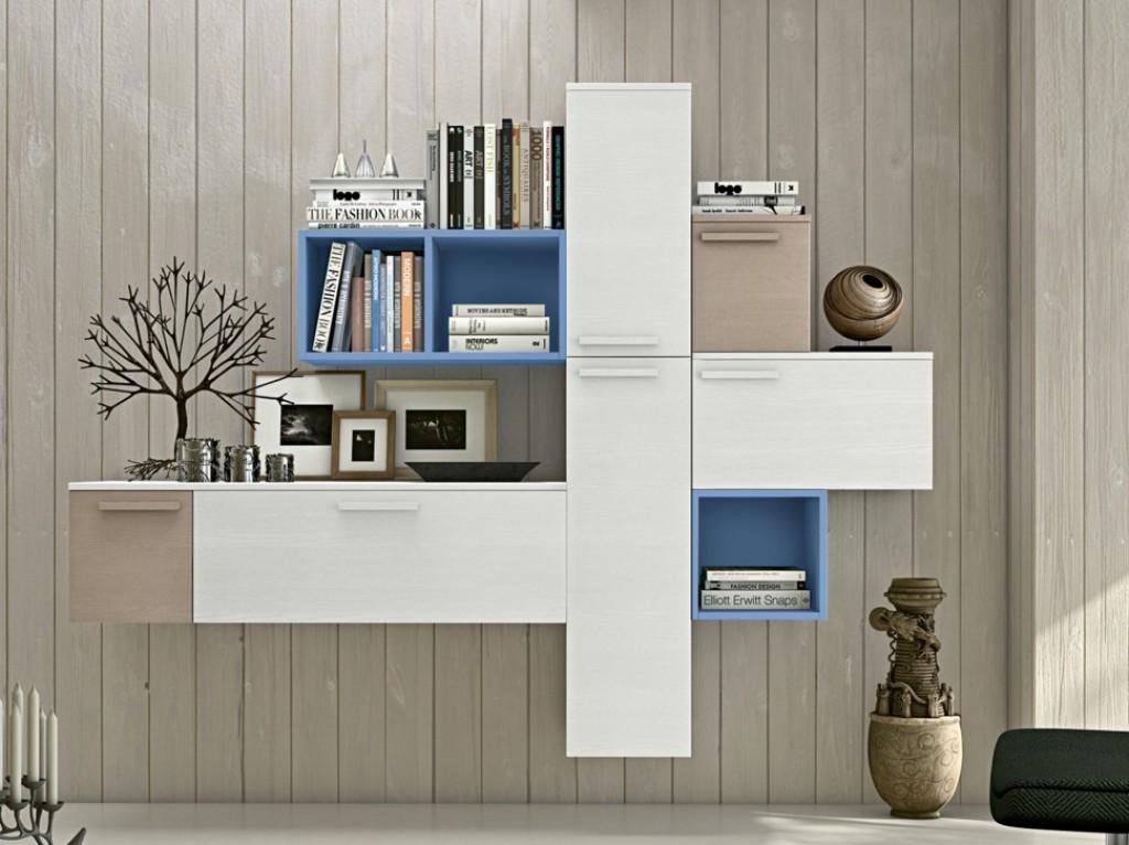 Soggiorno moderno oc l114 cucine mobili di qualit al for Mobili cucine qualita