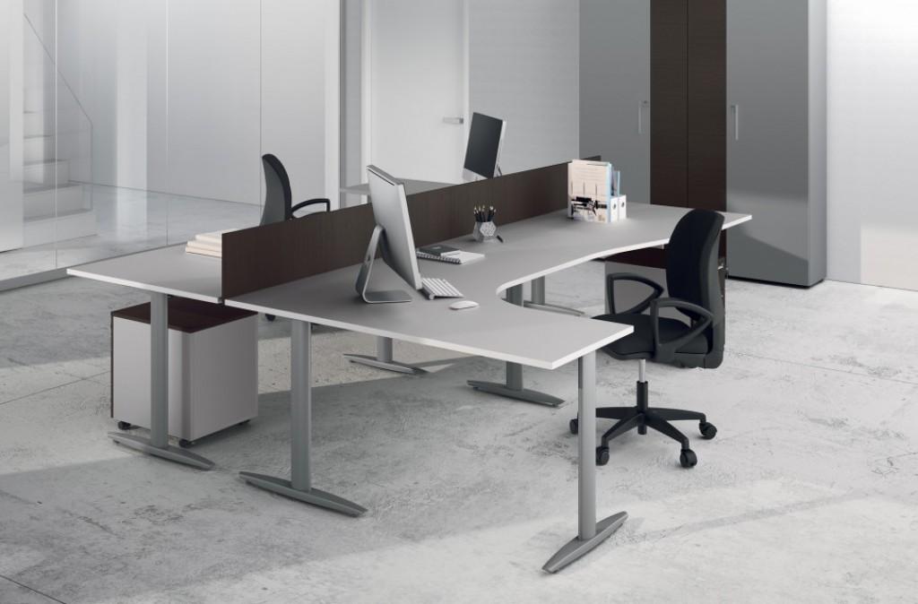 Ufficio moderno oc tk12 cucine mobili di qualit al for Divisori per ufficio