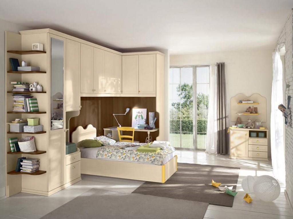 Cameretta classica oc ac123 cucine mobili di qualit for Mobili cucine qualita