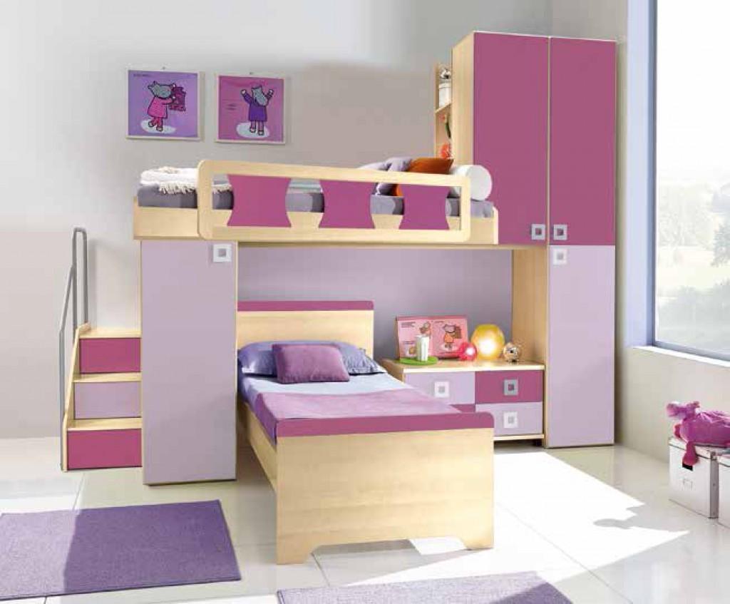 Cameretta moderna cm om428 cucine mobili di qualit al for Mobili cucine qualita