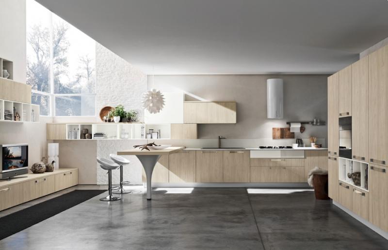 Aleve maniglia cucine mobili di qualit al giusto prezzo milano monza brianza cucine - Cucine e salotti insieme ...