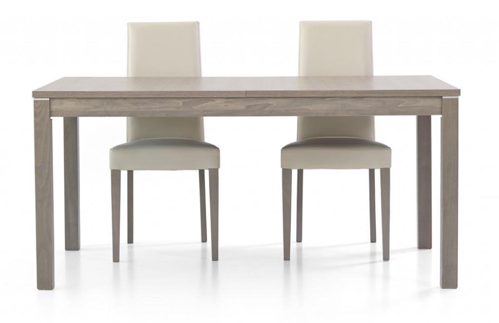 Tavolo moderno allungabile et553 cucine mobili di for Centro tavolo moderno