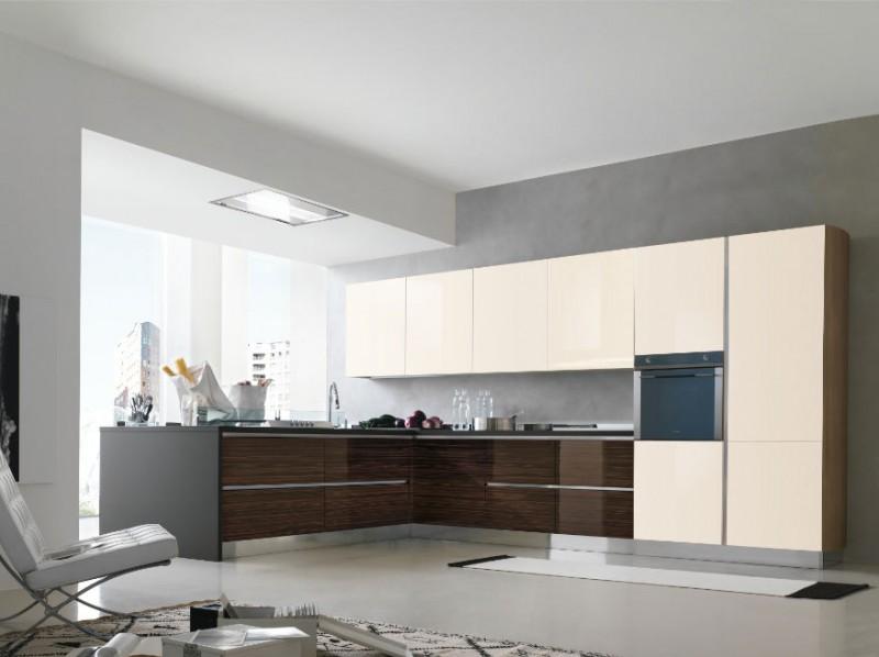 Cucine Moderne Laccate Bianche : cucine classiche cucine promozione ...