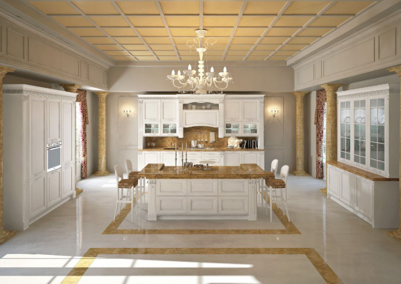 Awesome Stosa Cucine Classiche Pictures - Schneefreunde.com ...