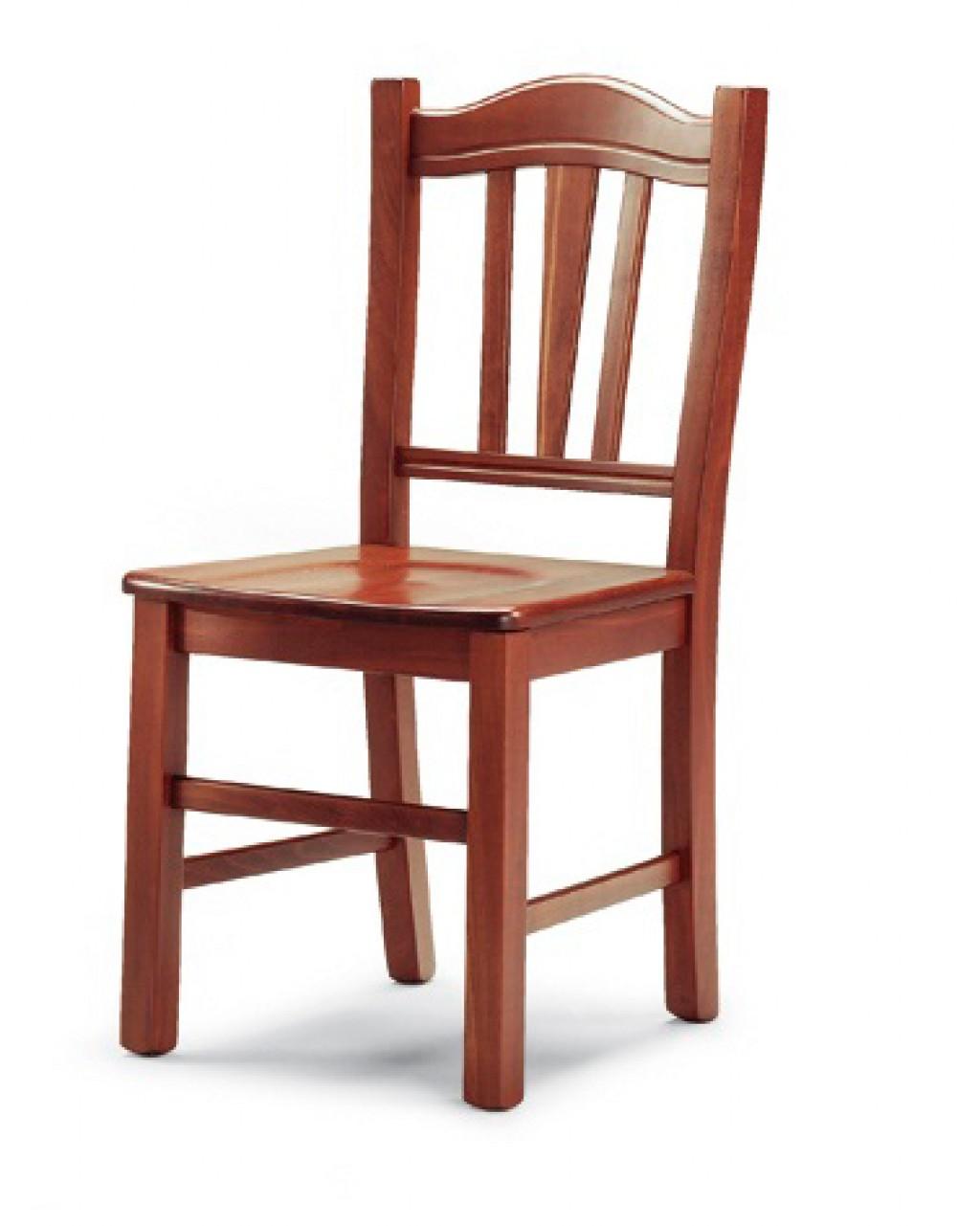 Sedia classica legno iss64 cucine mobili di qualit al for Sedie contemporanee