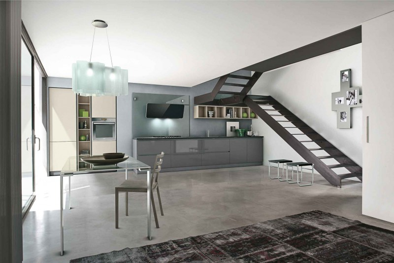 Stosa Cucine Moderne Laminato Kuche : ALLEGRA Laminato - Cucine ...