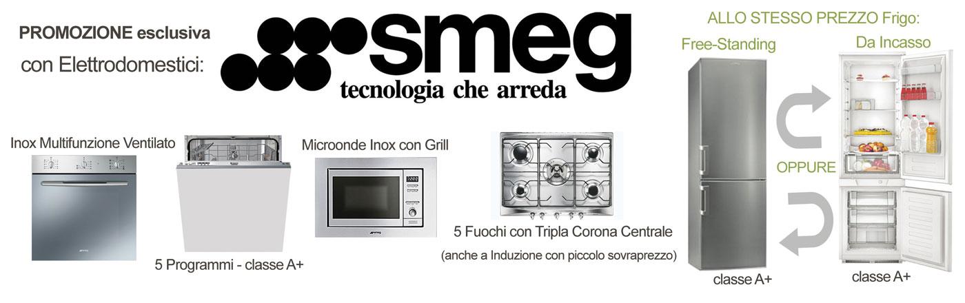 Promozione Cucine SMEG - Cucine - Mobili di qualità al giusto prezzo ...